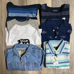 Other - Lot of 6 tops boy size 18-24 months